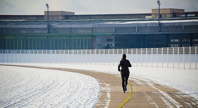 W co się ubrać zimą do biegania