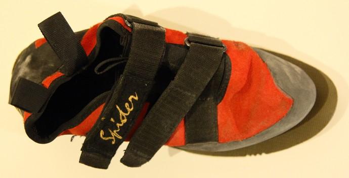 Rozmiar butów wspinaczkowych