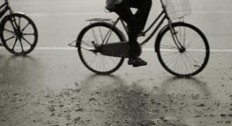 Spodnie wodoodporne rowerowe