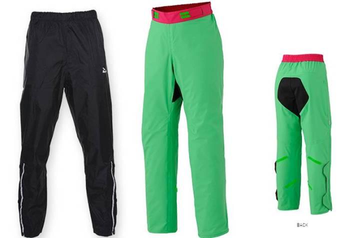 Jakie spodnie rowerowe przeciwdeszczowe dla kobiety