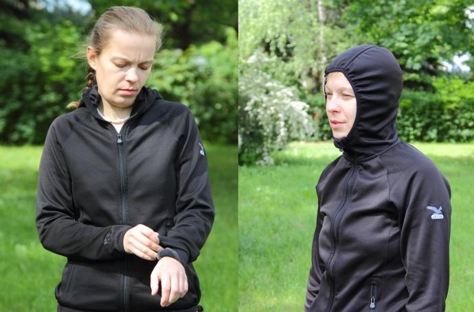 salewa castor hoodie dopasowanie