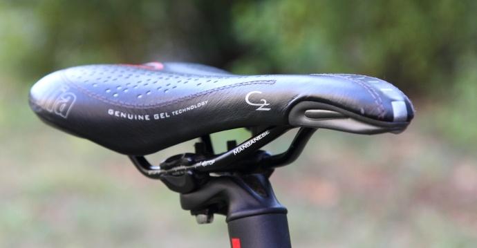 siodelko rowerowe selle italia c2