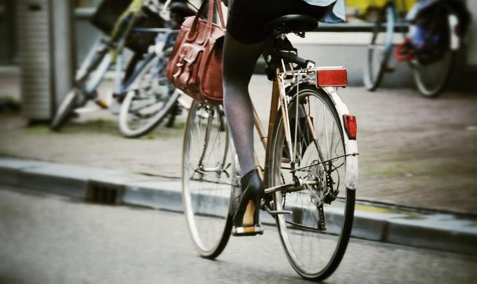 W co się ubrać na rower do pracy