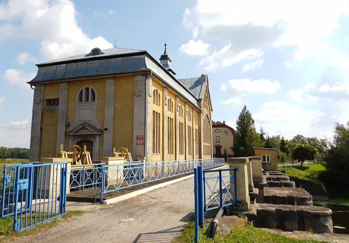 Stacja pomp Warniki