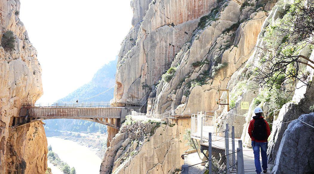 Most na Caminito del Rey