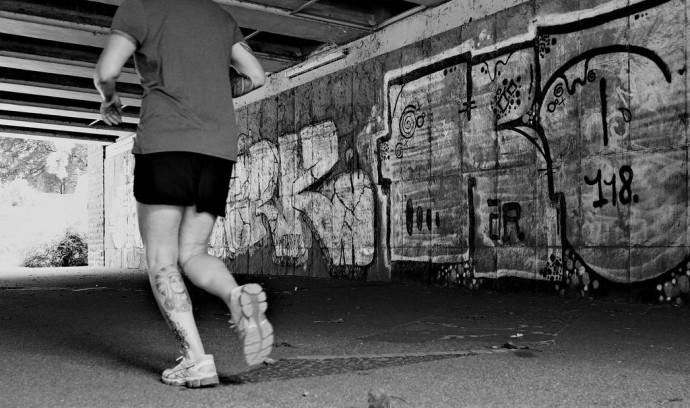 Ból łydek po bieganiu