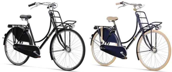 Uniwersalny rower miejski