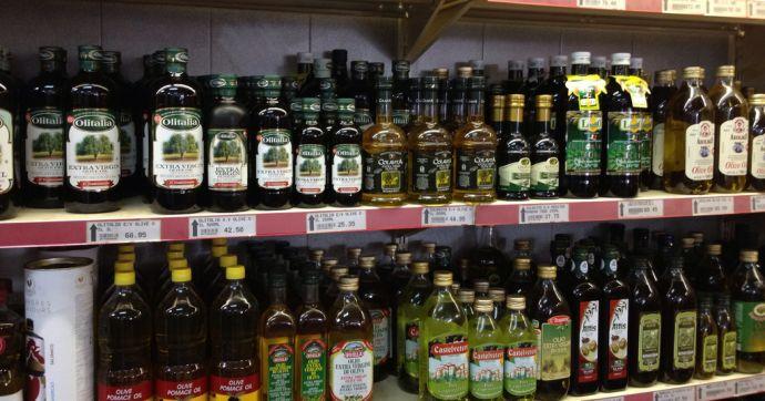 Oliwa z oliwek dobra do sałatek