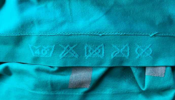 Instrukcja prania Brubeck