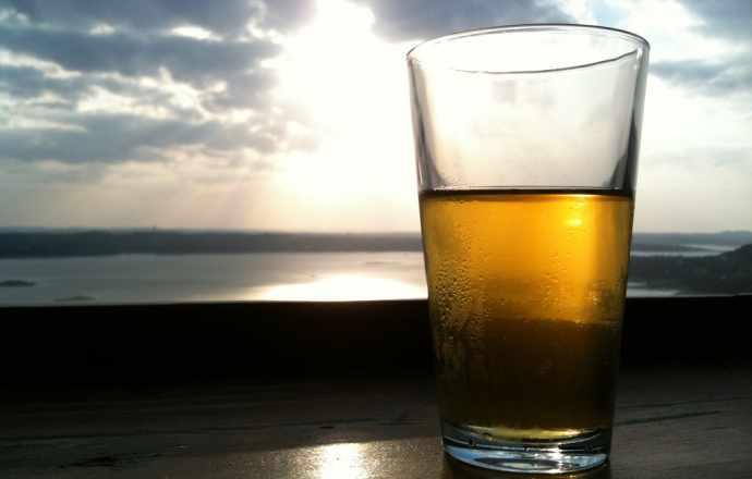 Piwo jako izotonik