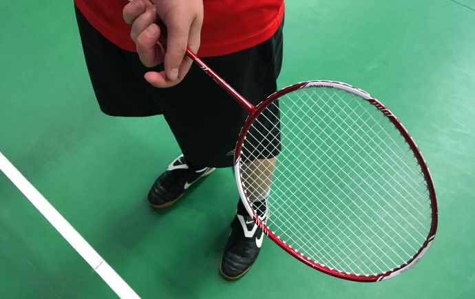 Strój do badmintona