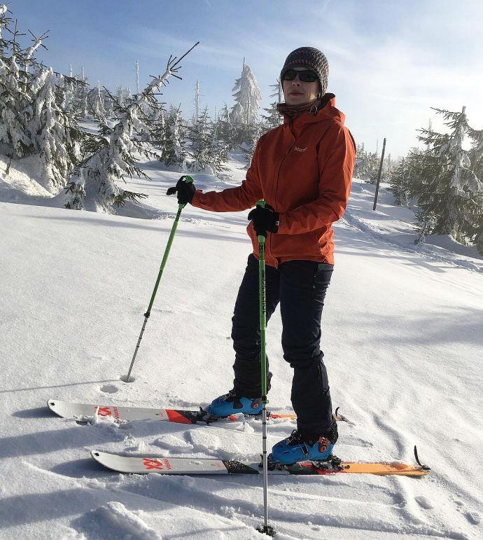 Wycieczka na skiturach