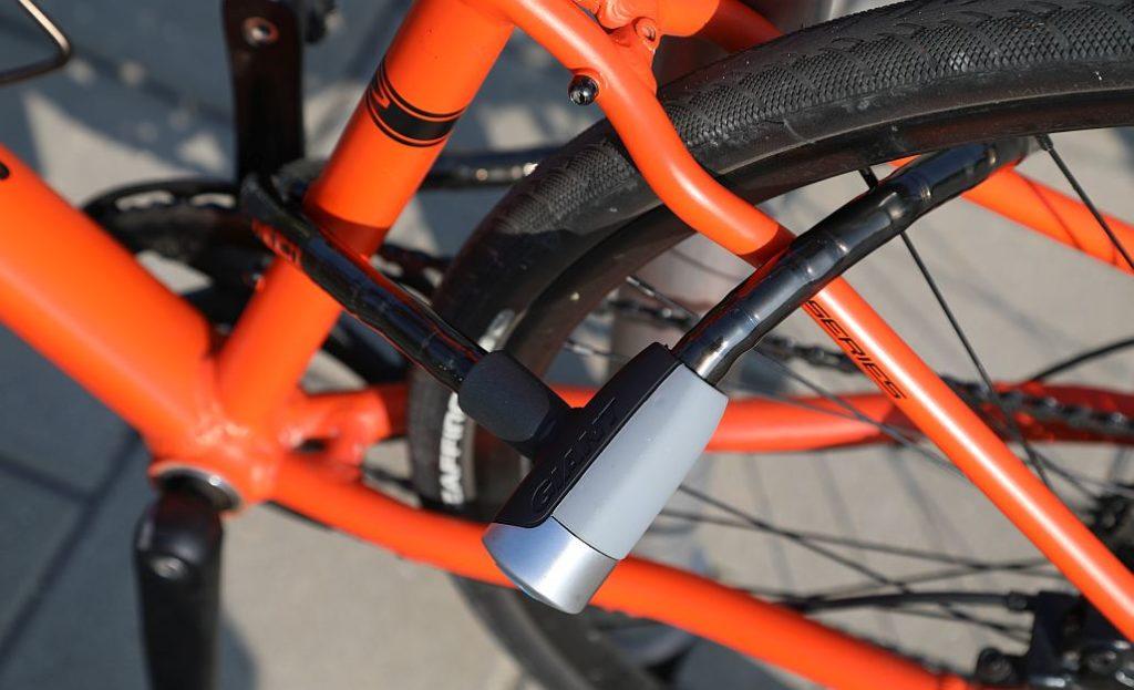 zabezpieczenie rowerowe Giant