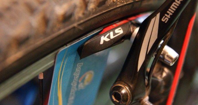 Piszczące hamulce w rowerze