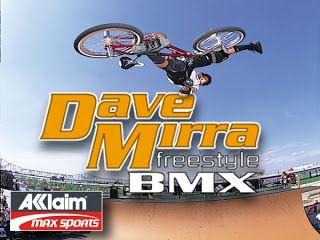Gra BMX Pełna Dave Mirra