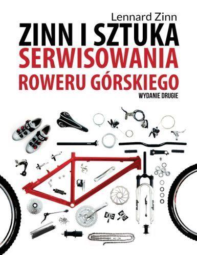 Najlepsza książka serwisowa rowerowa