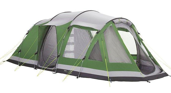 Duży namiot dla rodziny