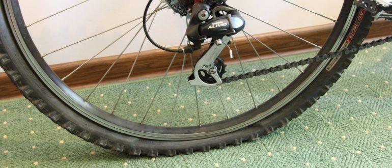 Jak naprawić przebite koło w rowerze