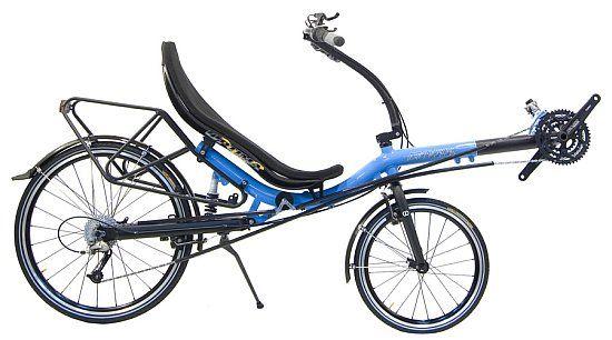 Jaki rower poziomy kupić?