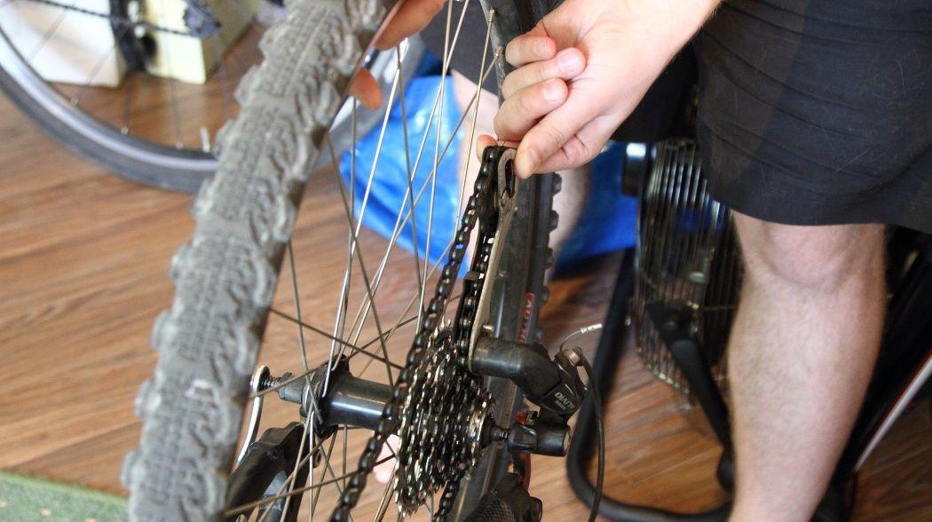 Jak zdjąć koło rowerowe