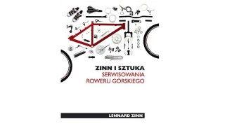 Książka o serwisowaniu roweru