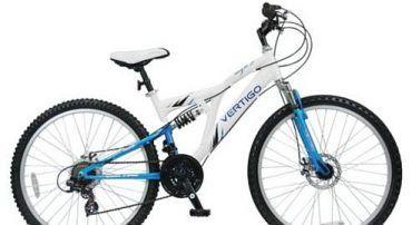 Rower z hipermarketu