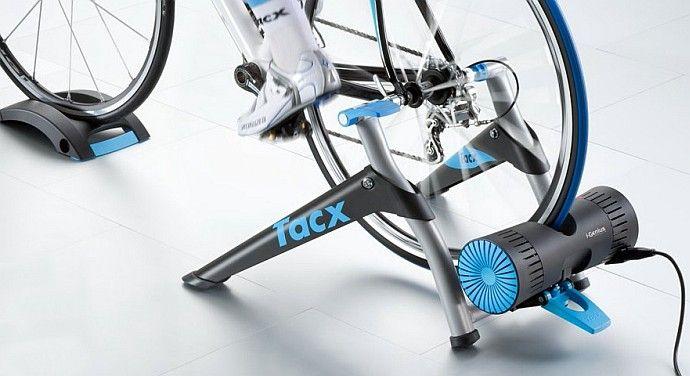 Jak trenażer rowerowy