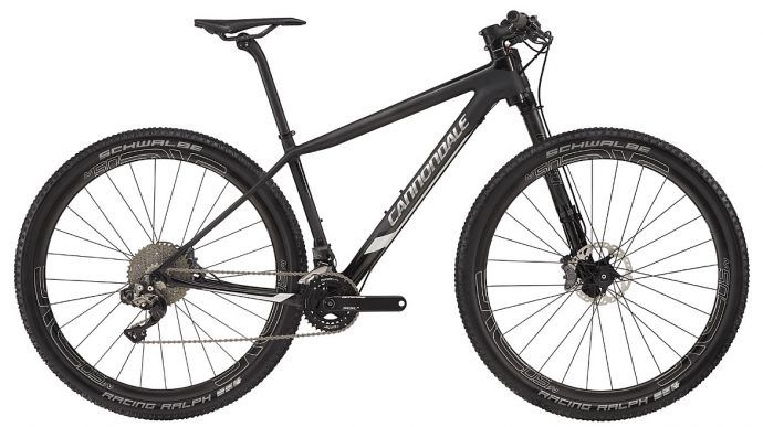 Cannondale F-SI HI-MOD BLACK INC