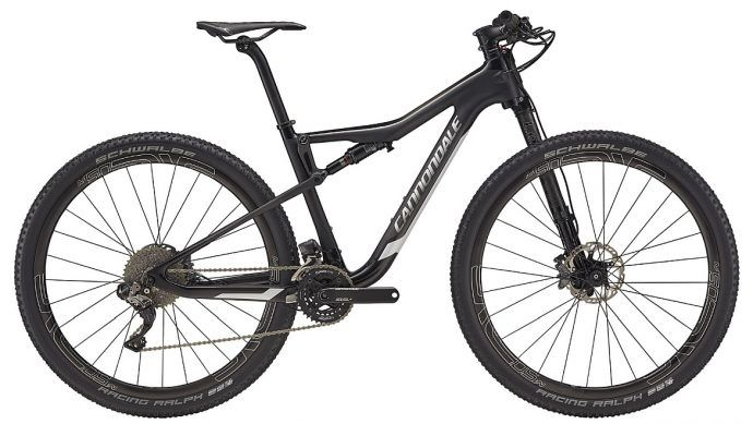 Cannondale SCALPEL SI HI-MOD BLACK INC