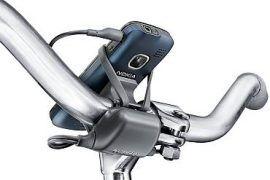 Jak naładować telefon nawigację rowerową