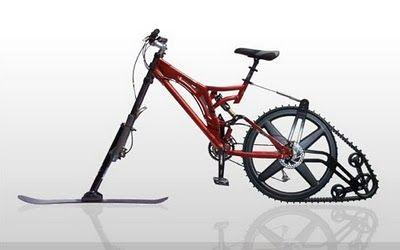 Rower do jazdy zimą