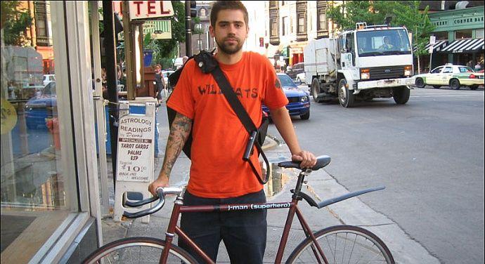 Kurier rowerowy – na czym polega ta praca?