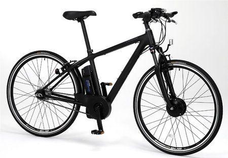 Sanyo Rower Elektryczny