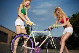 Jak umyć rower