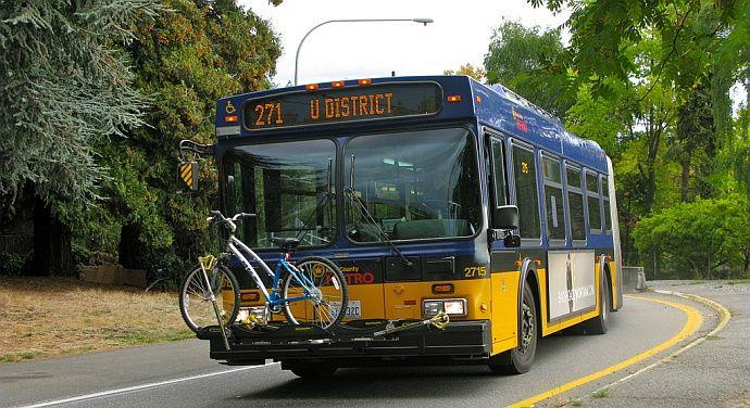Jak przewieźć rower autobusem