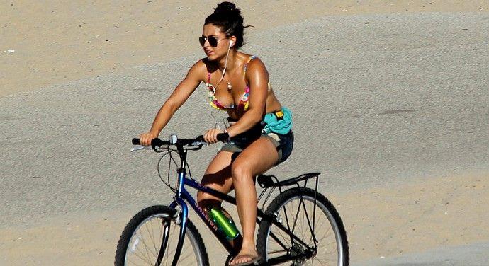 Jak jeździć na rowerze gdy jest gorąco