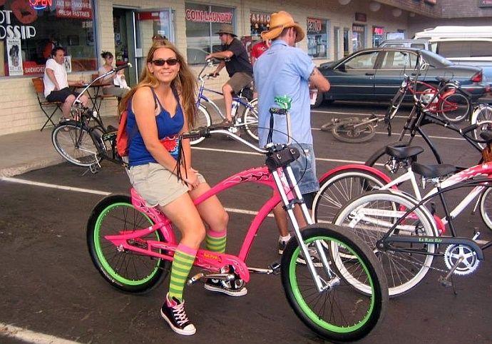 Jak dobrze wyglądać na rowerze