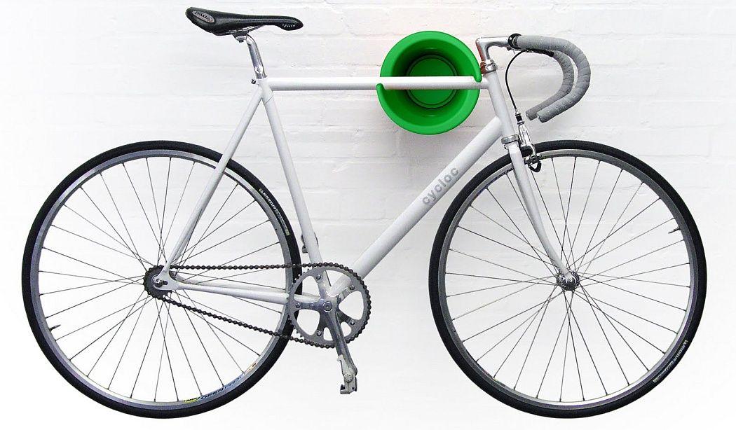 Cycloc Wieszak na rower stylowy