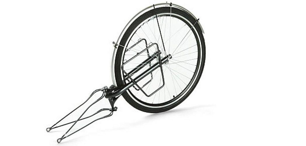 przyczepa rowerowa extrawheel