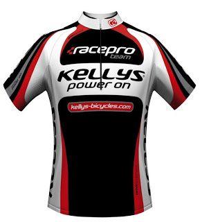 Test koszulki Kellys