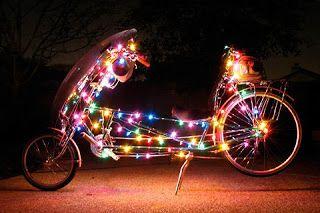 Jakie oświetlenie na rowerze