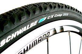 Test Schwalbe CX Comp