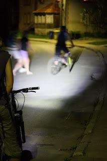 Lampa rowerowa bardzo mocna Cateye