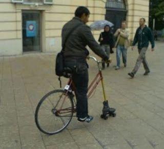 Jak jeździć ścieżką rowerową