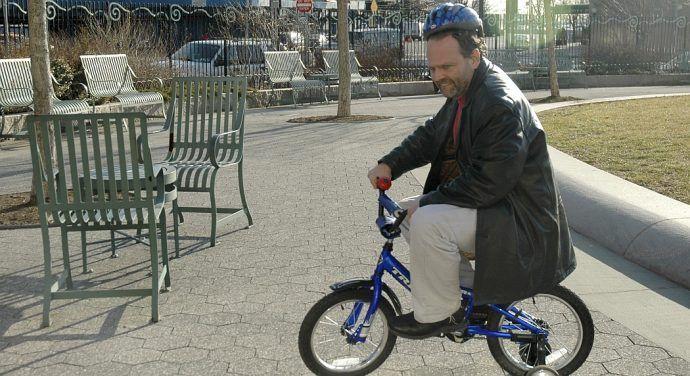 Największe błędy rowerzystów
