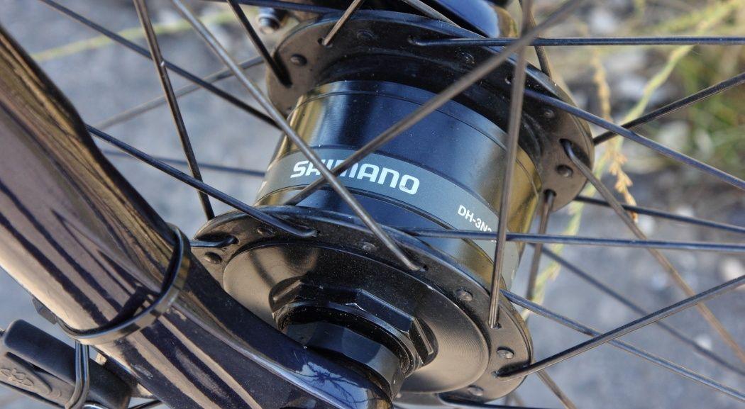 Dynamo Shimano