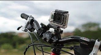 Czym nagrywać jazdę na rowerze