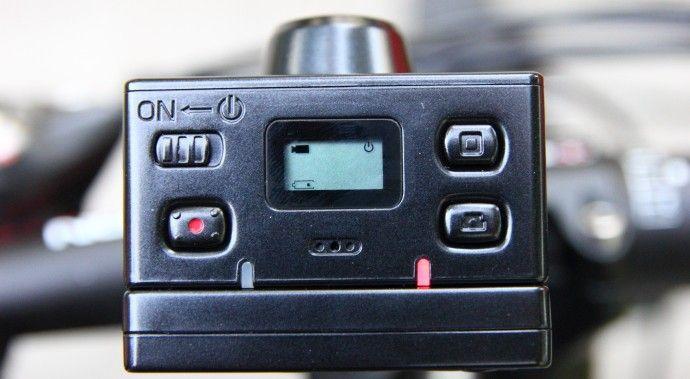 Górny panel kamery SD18