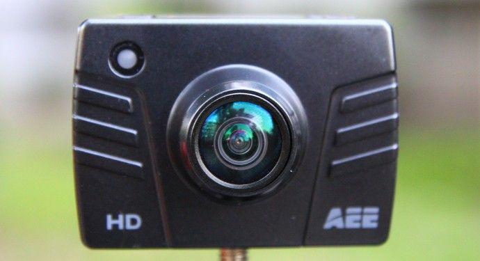 Test kamer sportowych rowerowych
