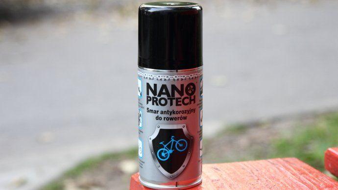 Smar Nano Protech antykorozyjny do roweru